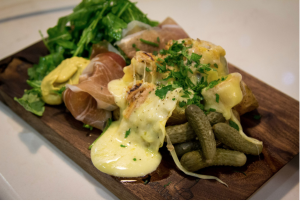 raclette-plated