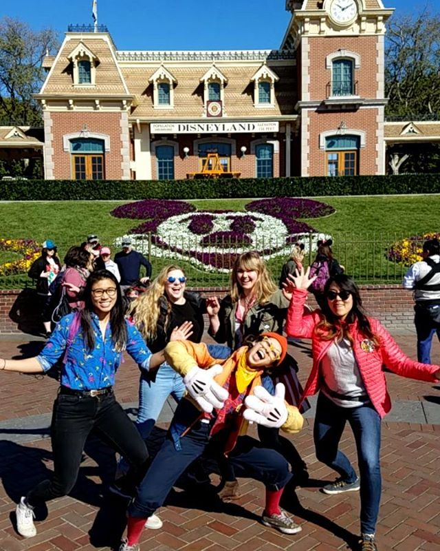 We are CLOSED today (Tuesday) for an employee appreciation outing to #disneyland. See you tomorrow at 11am! #milkfarmlunch #gratefuleveryday #teamworkmakesthedreamwork #corndogs #dolewhip #churros #turkeyleg